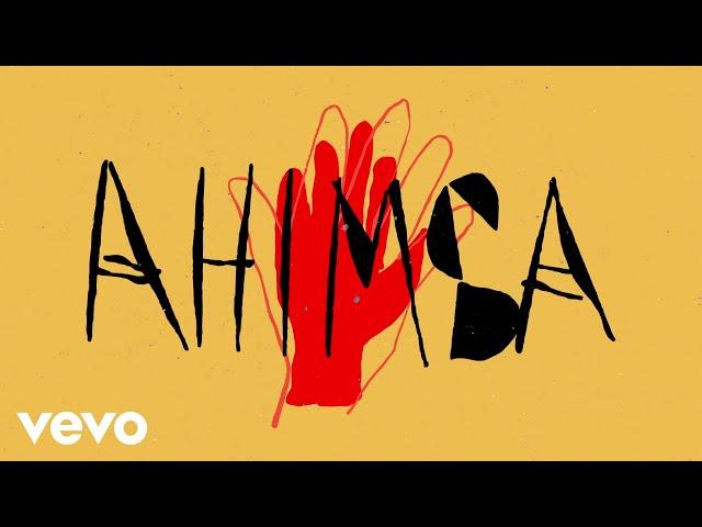 Ahimsa (Lyric) - U2