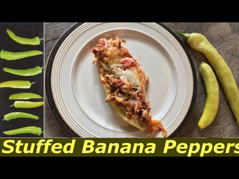 , title : 'Stuffed banana peppers by Najma's kitchen official