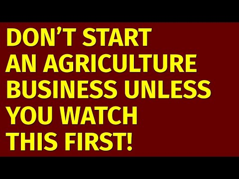 , title : 'How to Start an Agriculture Business | Including Free Agriculture Business Plan Template