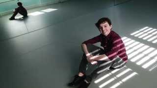 """Sam Faulkner is inspired playing """"Billy Elliot"""""""