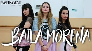 VIDEO CLASE | Baila Morena - Hector y Tito Ft. Don Omar