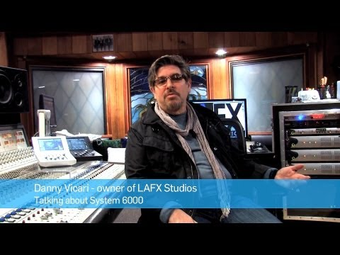 Owner of LAFX Studios, Danny Vicari, has been a sound engineer for artists like AC/DC, Chick Corea and Bobby McFerrin. Over the years, he has used many different TC Electronic products for sound production, especially System 6000 keeps being a key element in his productions.