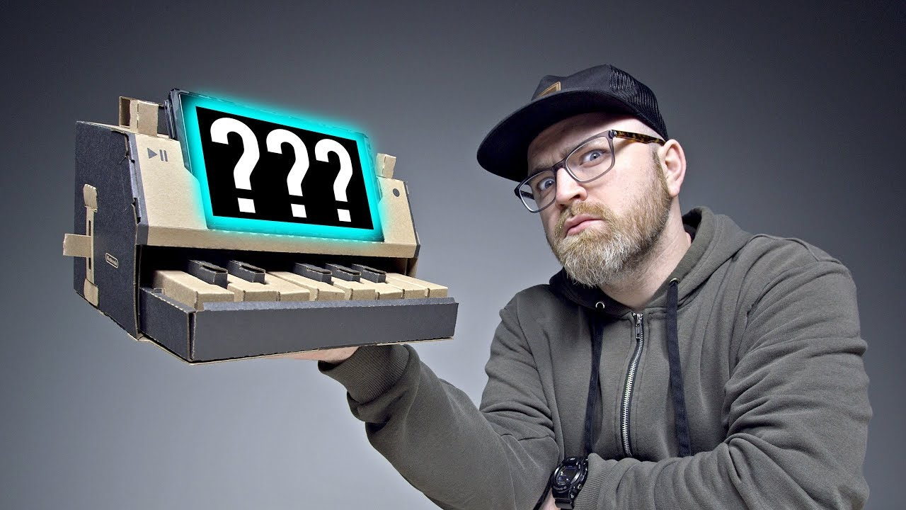 Is Nintendo Labo Worth The Hype? thumbnail