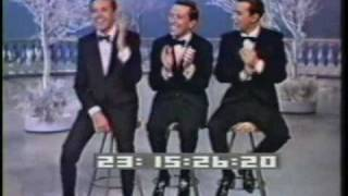 "Bobby Darin On ""The Andy Williams Show"" Impressions And Song"