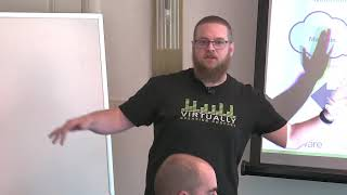 NetApp VMware Cloud On AWS Introduction With Glenn Sizemore
