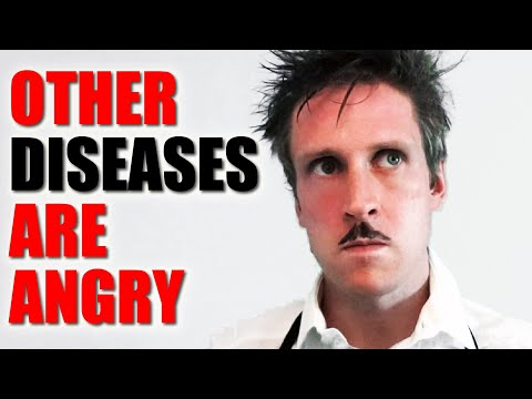 Konference nemocí: Nemoci se zlobí