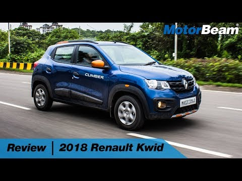 2018 Renault Kwid Review - Best Entry-Level Car? | MotorBeam