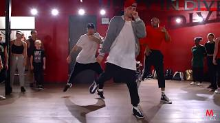 Gambar cover Timbaland ft. Nelly Furtado & Justin Timberlake - Give It To Me Choreo By Anze