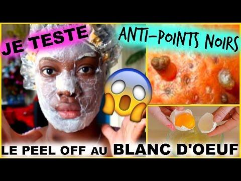 Les masques de la personne contre la pigmentation