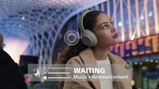 WH1000 XM4 Smart Listen