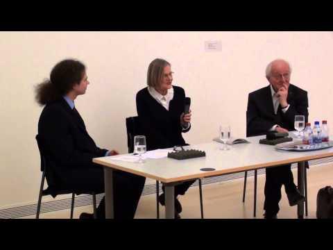Kortárs és szakrális? Lovas Ilona és Jelenits István (2. rész)- Asztali beszélgetések, Ludwig Múzeum, 2014
