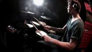 Olly Murs Ft. Travie McCoy   Wrapped Up   DRUM COVER