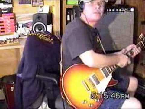 UncleD's Gibson Les paul Standard