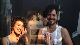 """Detrás De Cámaras: """"Ven"""" Tommy Torres & Gaby Moreno"""