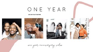 ONE YEAR TOGETHER  |  ANNIVERSARY VIDEO