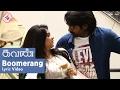 Boomerang - Lyric Video   Kavan   Hiphop Tamizha   K V Anand   Vijay Sethupathi, Madonna Sebastian