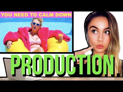 Creative Director: Taylor Swift - You Need To Calm Down Reaction