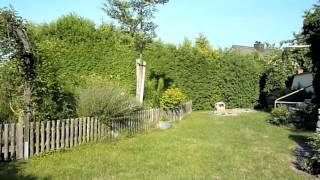 preview picture of video 'Ruhiges Wohnen am Alten Kanal mit großem Garten und Teichanlage!'