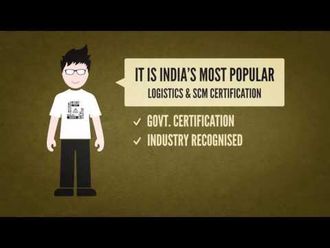 Logistics and SCM Certification | Vskills - YouTube