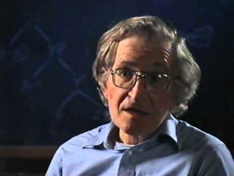 "Noam Chomsky on Propaganda - The Big Idea (1996) - ""Chomsky on how propaganda in western media works, still relevant today."" [30m]"