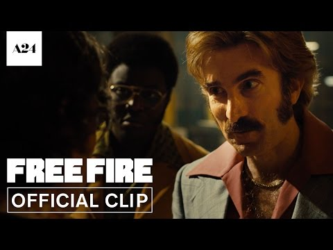 Free Fire (Clip 'Leave with the Money')