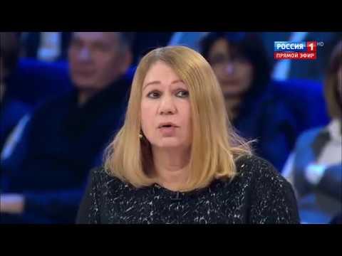 Елена Бережная -  Ситуация на Донбассе видео