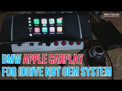 BMW E93 NBT 2 EVO Retrofit , USB movie , www bmwretrofit hu