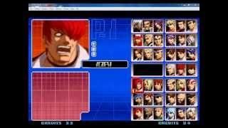 Kof 2002 Hidden Characters