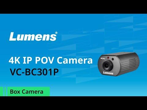VC-BC301P 4K IP POV Camera
