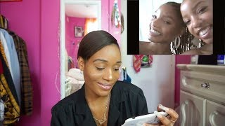 Chloe X Halle   Who Knew Video Reaction & Review|