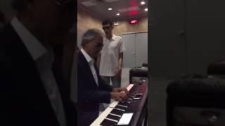 Andrea Bocelli Feat. Cory Bollettino - Champagne