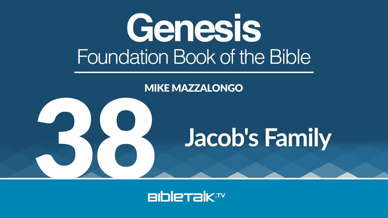 38. Jacob's Family