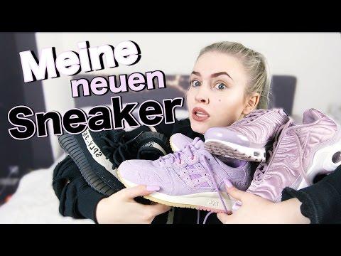 MEINE SNEAKER #3 | Sarah Foxx