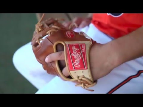 Kenny Towns - Champions Choose Rawlings