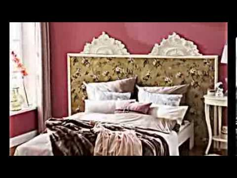 Betthaupt: Barockes Bett bauen