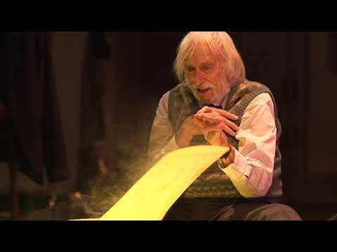 Bande annonce su spectacle Monsieur X, incarné par Pierre Richard, mis en scène par Mathilda May.