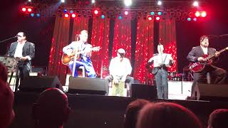 Chris Isaak Livin' For Your Lover 2018 Huntington Paramount