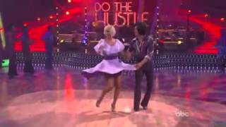 Dancing With The Stars   Hustle Group Dance