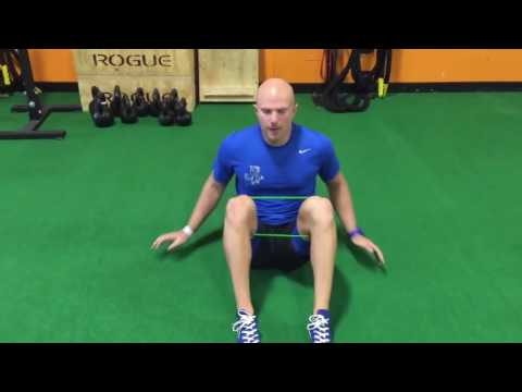 Banded Glute Bridge