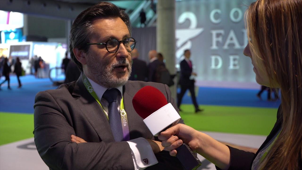 Infarma 2019: entrevista Dr. Julio Mayol