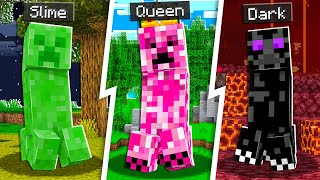 7 NEW Creepers that Could Be in Minecraft 1.17!