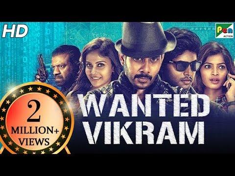 Wanted Vikram (2019) New Released Action Hindi Dubbed Movie 2019 | Bharath, Kathir, Sanchita Shetty