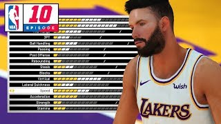 NBA 2K19 My Player Career - Part 10 - UPGRADING MY ATTRIBUTES!