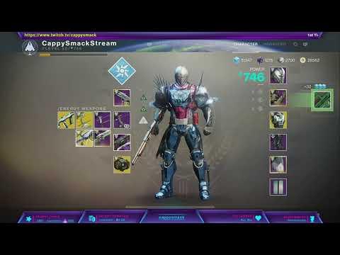 Destiny 2 (PS4 Pro) Ascendant Challenge for Weakest Curse Week - Completed.