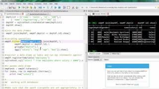 Python - Spark SQL Examples