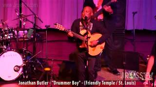"""James Ross @ Jonathan Butler - """"Drummer Boy"""" - www.Jross-tv.com (St. Louis)"""