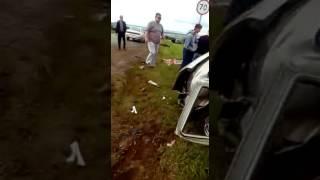 Страшная авария в Татарстане