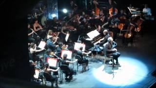3.FRANCO BATTIATO E LA FILARMONICA TOSCANINI @ CENTRALE DEL TENNIS-Le Sacre Sinfonie..+Era d'Estate