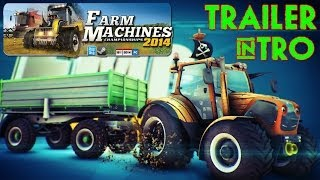 Farm Machines Championships 2014 video