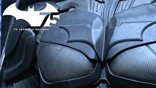 Batman 75th Anniversary- Wardrobe & Props Display- Warner Bros. Studios